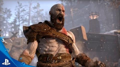 God of War - E3 2016 Gameplay Trailer PS4