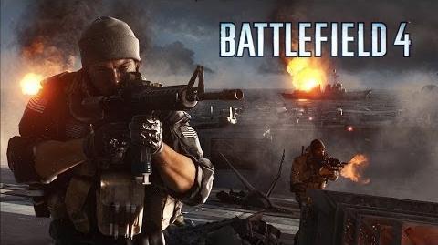 Battlefield 4 Официальный ролик одиночной кампании