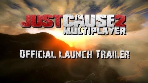 Черновик/Just Cause 2: Multiplayer