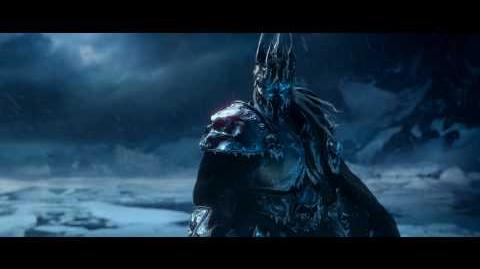Официальный ролик World of Warcraft- Wrath of the Lich King