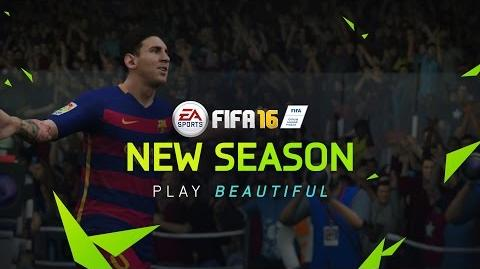 FIFA 16 - New Season Trailer - PS4, Xbox One, PC