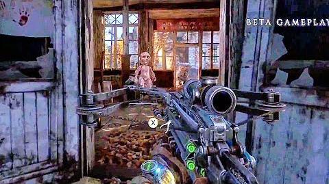 METRO EXODUS Gameplay Demo (Gamescom 2018) PS4 Xbox One PC-1
