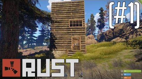 Rust Українською - Початок виживання! ( 1)