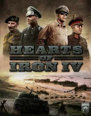 Hearts of iron iv packshot