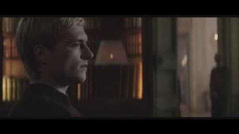 I'm Not Asking Deleted Scene from Mockingjay - Part 1