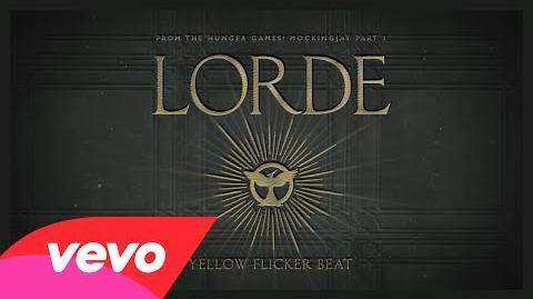 Lorde - Yellow Flicker Beat (Audio)