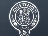 Dystrykt 5