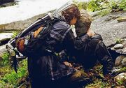 Katniss znajduje peete
