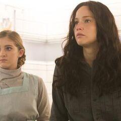 Katniss i Prim