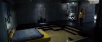 Pokój Katniss w Ośrodku szkoleniowym