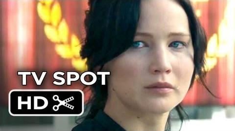 The Hunger Games Catching Fire TV SPOT 1 (2013) - Jennifer Lawrence Movie