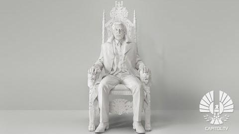 "President Snow's Panem Address - ""Together as One"" (4K)"