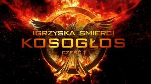 Igrzyska śmierci Kosogłos, część 1 - trzeci zwiastun