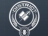 Dystrykt 8