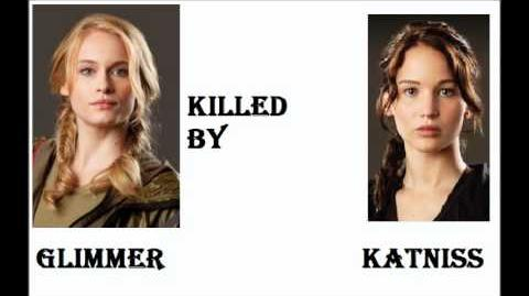 Hunger Games Death Order