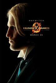 Igrzyska Śmierci plakat Haymitch