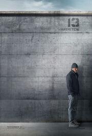 Kosogłos plakat Haymitch