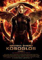 Plakat z Katniss-Igrzyska Śmierci Kosogłos 1