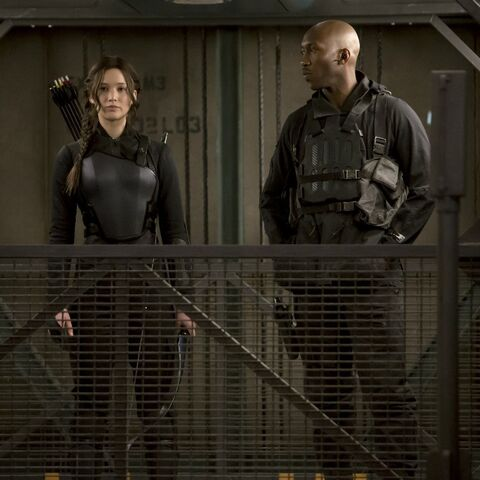Boggs z Katniss