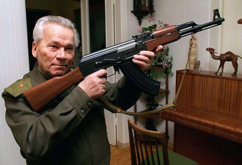 KalashnikovandAK47