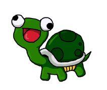 Derp Turtle