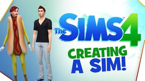 """A NEW BEGINNING"" The Sims 4 - Creating a Sim!"