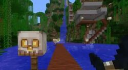 House in Minecraft Oasis (Season 1) | Cupquake Wiki | FANDOM
