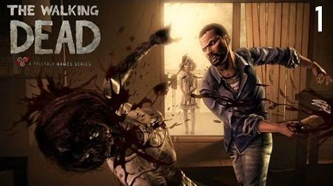 MUCH EXCITE - Walking Dead Ep 1