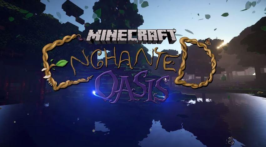 Minecraft Enchanted Oasis | Cupquake Wiki | FANDOM powered