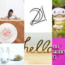 Dreamers & Doers Collage