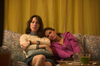 Rebecca Hall and Amanda Peet in Please Give