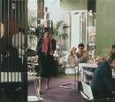 Restaurant des Verkupplungsgesprächs