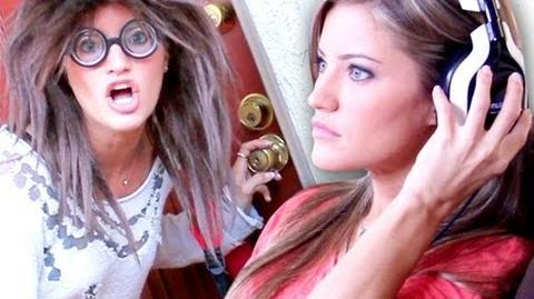 Craziest roommate ever..? - iJustine