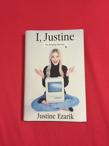 File:I, Justine Book.JPG