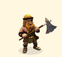 Barbaren-Axtschwinger