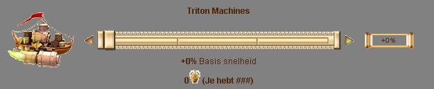 Triton machines