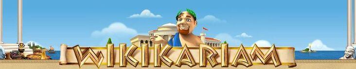 Wikikariam Logo