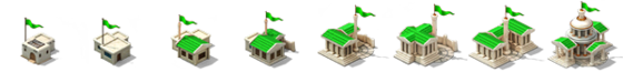 Island-city green
