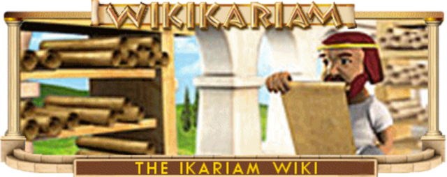 File:WikIkariam Secondary Logo.png