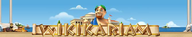 WikIkariam Main Logo