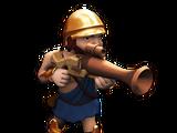 Tiratore fucile a zolfo