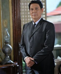 Tirso Cruz III as Eduardo Ikaw Lamang