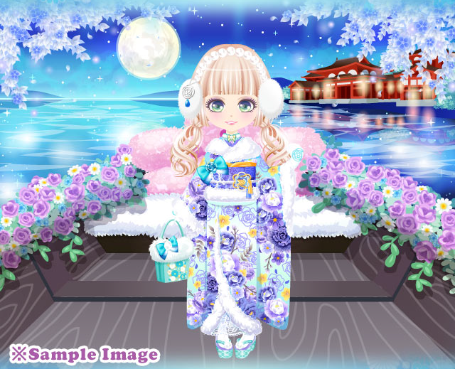 Sample moonlight princess