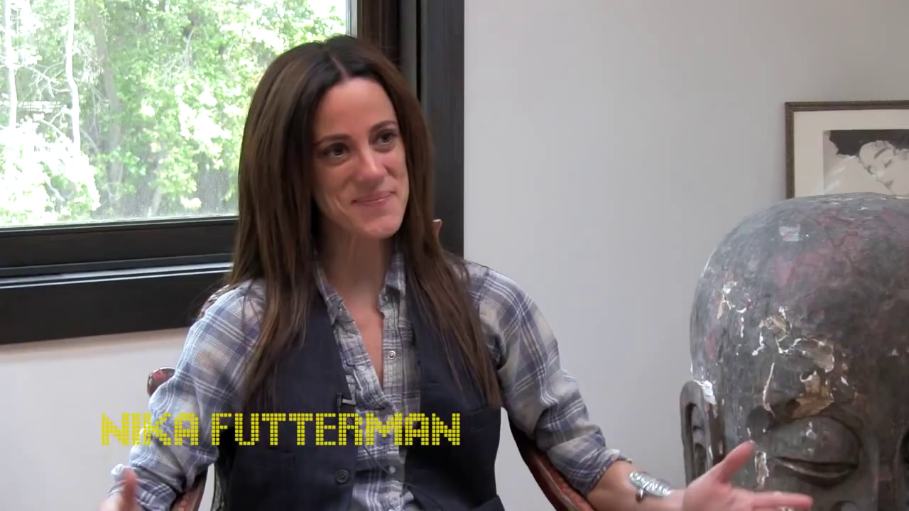Watch Nika Futterman video