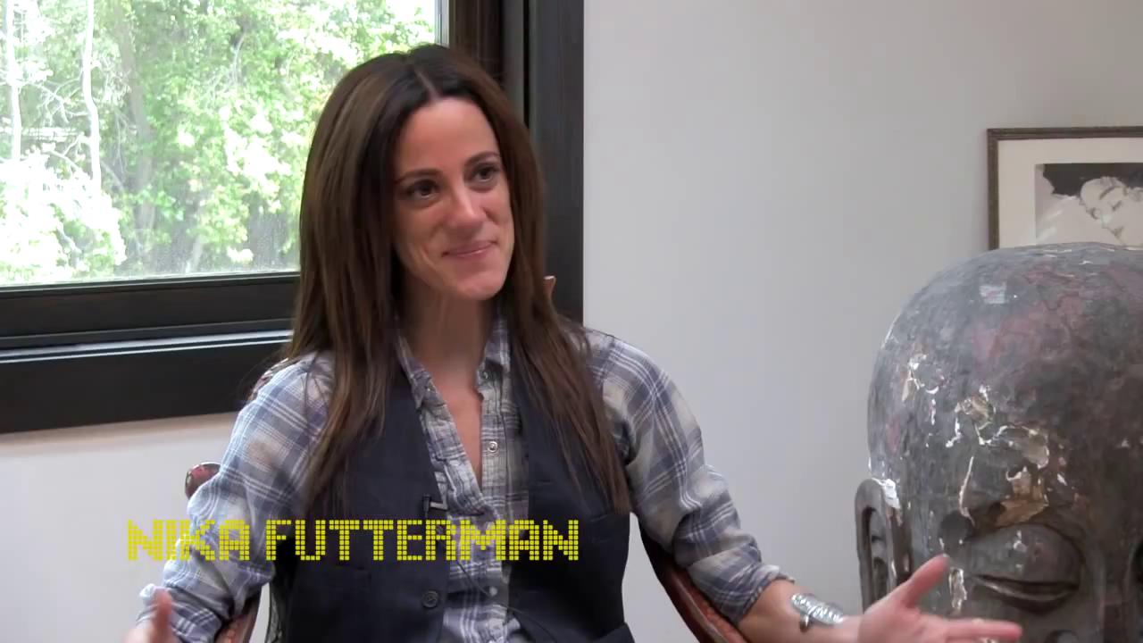 Watch Nika Futterman video