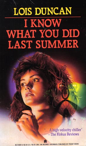 i know what you did last summer book summary