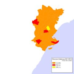 Eleccions Catalunya 2010-11-28