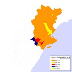 Eleccions Catalunya 2012-11-25