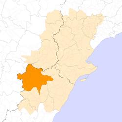 Localització dels Ports