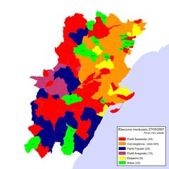 Eleccions Municipals 2007-05-27